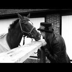 Wes with the beautiful horse Tui who was a stunning addition to the shoot.