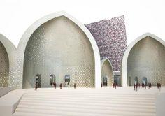 Haj House Complex by AGi architects #spiritual #architecture #persian #islam #modern