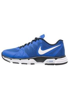 DUAL FUSION TR 6 - Sportschoenen - game royal/white/dark obsidian/photo blue