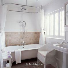 Victoria Albert Chesire Shower Over A Free Standing Bath Bathroom Pinterest Art Deco
