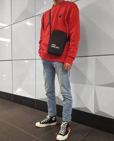 mens new fashion wear - Canvas Bag Leather Bag CanvasBag.Co mens new fashion wear Preppy Mens Fashion, Mens Fashion Suits, Fashion Wear, New Fashion, Fashion Outfits, Street Fashion, Fashion Rings, Fashion Guide, Fashion Hats