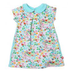 win a 25 dollar e card  from zuatno Elephantasia Newborn Cap Sleeve Peter Pan Dress