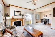 Fireplace Saddle Brook  ... Family room - wood burning fireplace. Home in Canterberry sub (Saddlebrook)