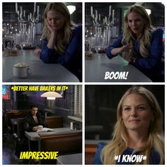Hook and emma 3x18 <- still don't ship it but this scene was really cute