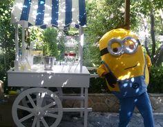 Lemonade Bar για βάπτιση!