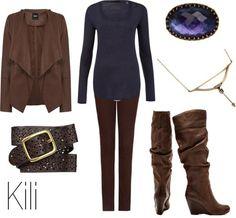 Kili, love the jacket!