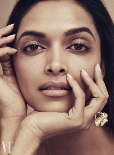 Deepika Padukone for Vanity Fair on Jewellery 2017 photoshoot