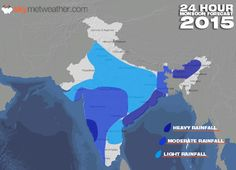 Monsoon India 2015: Southwest Monsoon Forecast For June 16 - See more at: http://www.skymetweather.com/content/weather-news-and-analysis/monsoon-india-2015-southwest-monsoon-forecast-for-tomorrow/#sthash.AQtqVUpm.dpuf