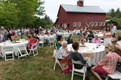 Storybook Farm - Summer Wedding at the barn