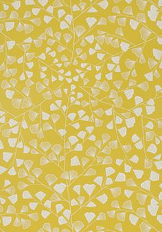 Missprint Fern Citrus Yellow Flower Wallpaper at best price. Stunning designer wallpaper available online to order and buy today with quick delivery. Yellow Flower Wallpaper, Fern Wallpaper, Print Wallpaper, Home Wallpaper, Pattern Wallpaper, Yellow Flowers, Baby Wallpaper, Wallpaper Online, Retro Tapet