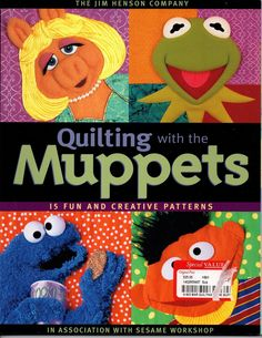 The+Jim+Henson+Company+Quilting+with+the+Muppets+-+C+&+T+Publishing