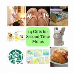 Here we go again! Whether it's a gift to yourself or another mom, here are 14 great ideas for second time moms.