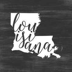 Great Big Canvas 'Home State Typography Louisiana' Inner Circle Graphic Art Print Format: White Frame, Size: H x W x D Acrylic Wall Art, Canvas Wall Art, Wall Art Prints, Canvas Prints, Big Canvas, Circle Canvas, Wolf Canvas, Thing 1, State Outline
