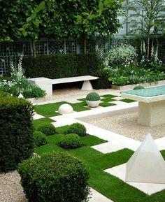 Modern Garden design ideas // Great Gardens & Ideas //