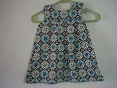 little girls easy on dress/size 3 by 123farmhousegifts on Etsy, $22.50