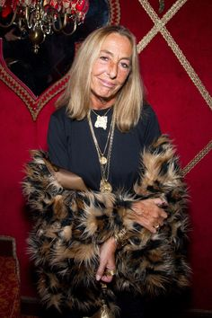 French Lessons: The 50 Chicest French Women Ever - Carlyne Cerf de Dudzeele via nymag.com/thecut