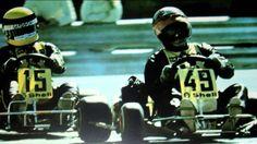 """Série """"Ayrton Senna do Brasil"""" HD 720p - Episódio 1 de 4"""