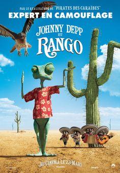 Watch Rango FULL MOVIE Sub English Watch Free Movies Online, Watch Free Full Movies, Full Movies Download, 2011 Movies, Hd Movies, Movies Free, Movie Film, Johnny Depp, Rango Movie