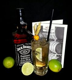 Jacky Ginger ( Jack Daniel´s with Ginger Ale)