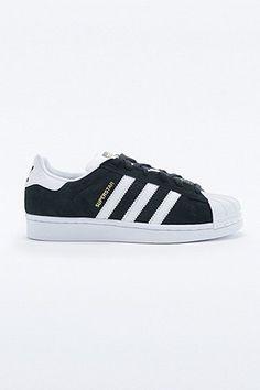 Adidas - Baskets Superstar noires et blanches ADIDAS SUPERSTAR B&W
