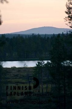Summer in Finnish Lapland Photo by Jani Kärppä #filmlapland #arcticshooting #finlandlapland