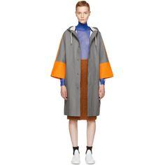 MARNI . #marni #cloth # #RaincoatsForWomenGray