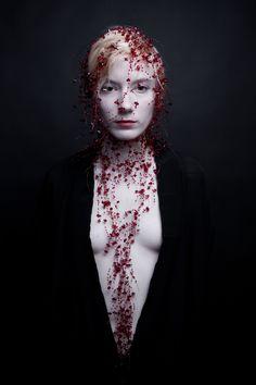 Matthew Gaynor (emspacephotography) - Monica - stylist Matthew Gaynor