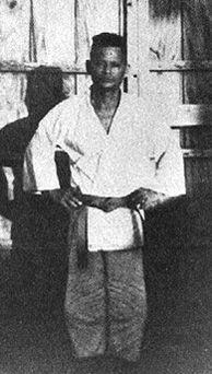 Founder of Isshinryu Karate: Grand Master Tatsuo Shimabuku