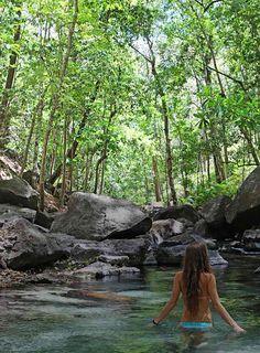Rio Perdido: Hot Springs Guanacaste - Costa Rica