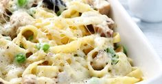 This Homemade Cream Sauce Is A Little Different Than Your Typical Alfredo, And You're Going To Love It!