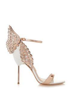 Evangeline angel-wing sandals  | Sophia Webster | MATCHESFASHION.COM US