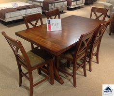 Clearance Martini #table With 6 #chairs #dining Set At Your Local Amusing Clearance Dining Room Sets Design Ideas