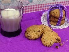 LA COCINA DE MAMI: GALLETAS AMERICANAS DE VELOCIDAD CUCHARA French Toast, Breakfast, Food, Cookies, Sweets, Cooking, American Cookie, Spoons, Morning Coffee