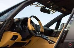 Lexus LFA на дисках от Vossen Wheels   AvtoTyn.ru