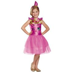 Dress as your favorite Shopkins character with this adorable Lippy Lips costume. Perfect for a Shopkins-themed party or for a night of trick-or-treating on Halloween, you're sure to fall in love with this cute costume. Celebrate in a fabulous child c. Classic Halloween Costumes, Cute Costumes, Halloween Costumes For Girls, Girl Costumes, Halloween Kids, Party Costumes, Ghost Costumes, Halloween 2016, Halloween Makeup