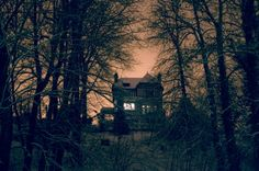 i want a haunted house