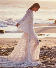 Boho brides will LOVE these new wedding dresses from Free People