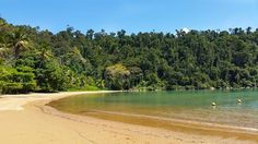 Praias de Paraty - Jurumirim (Foto: Cortesia de Claudia Zamora)