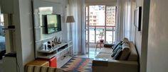 Alugar Apartamento Temporada em Jardim Três Marias Guarujá, SP - APTO PRAIA ENSEADA - 0,400 m