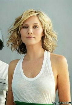 Short Curly Hairstyles 2014 For Square Faces