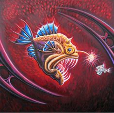 Angler-Fish-drew-brophy.jpg (640×637)