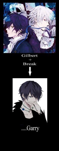 ... I nodded my head way too much at this. Only those who played Ib and watched/read Pandora Hearts will understand >