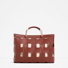 $25.99---NO LONGER AVAILABLE---BASKET TOTE from Zara