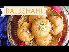 Balushahi or Badudha is a flaky indian sweet that is deep fried first and then soaked in sugar syrup for a few minutes. Preparation of Balushahi involves 4 steps: Preparing dough Making sugar syrup Frying Balushahis Soaking Balushahis Veg Recipes, Healthy Salad Recipes, Sweets Recipes, Vegetarian Recipes, Snack Recipes, Cooking Recipes, Indian Dessert Recipes, Indian Snacks, Panjabi Suit