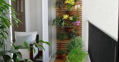 Espaços pequenos podem ser muito bem decorados e ganhar mais utilidade no dia a dia. Veja como transformar a sua varanda
