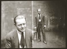 vintage mugshots from the 20s