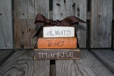 fall crafts, block set, design interiors, wood blocks, fall autumn, cake pop, home gifts, mini stacker, fallautumn
