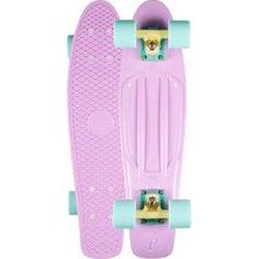 Penny Pastels Original Skateboard Lilac One Size For Men 23861876201 from Tilly's. Saved to Epic Wishlist. Board Skateboard, Penny Skateboard, Skateboard Girl, Pastel Penny Board, Mini Skate, Original Skateboards, Cool Gifts For Teens, Summer Fun, Summer Things