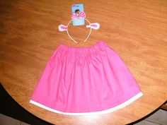 Disney Junior Doc Mcstuffins Lambie Skirt and Ears for by TheJDove, $39.00