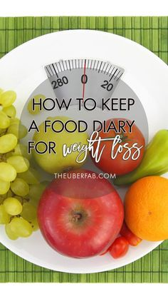 A food diary keeps track of what you ate. It also does wonders for your weight. Find out how to start one, and why you should do so.